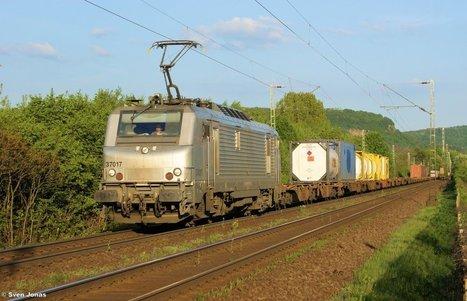 37017-7 (Akiem) mit dem DGS 60415 Lyon-Guillotiere - - Bahnbilder.de | Französische Sprache und Literatur und die Länder, aus denen sie kommen | Scoop.it