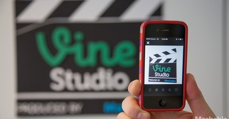 The Beginner's Guide to Vine - Mashable | Tech and learning | Scoop.it