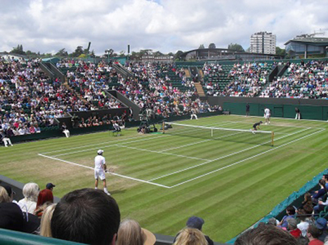 Disability and travel: tennis at Wimbledon | Disability Horizons | Tourism 4All | Scoop.it