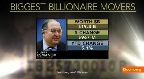 Russian Billionaire Buys $100 Million in Apple Stock | argent | Scoop.it