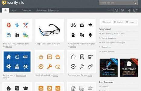 Iconify, directorio con cientos de packs de iconos gratuitos para descargar   El Content Curator Semanal   Scoop.it