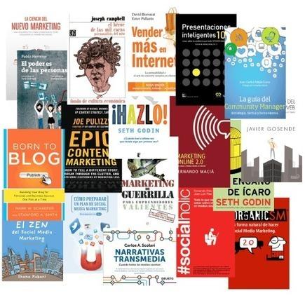 Los libros de la Biblioteca del Community Manager | En la red | Scoop.it