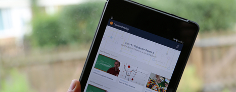 Udacity Launches Android App and Google-Supported Courses | Wiki_Universe | Scoop.it