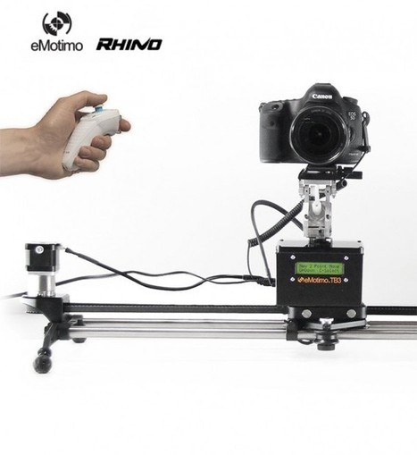 "eMotimo and Rhino Camera Teams Up to Bring High Quality 3-axis Motion Control | ""Cameras, Camcorders, Pictures, HDR, Gadgets, Films, Movies, Landscapes"" 