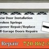 Garage Door Repair Arvada