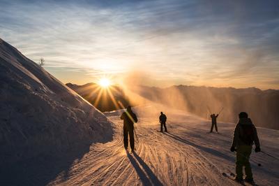 La carte des stations de ski éco-responsables