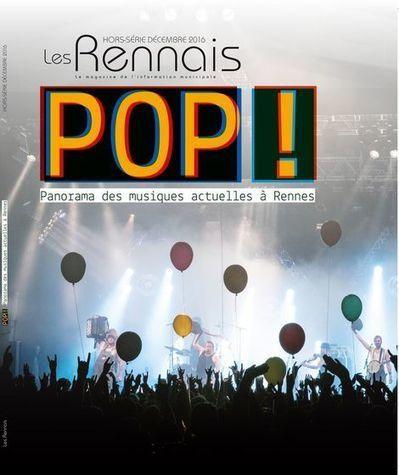 Pop ! 40 ans de musiques toujours très actuelles à Rennes | Site de Rennes, Ville et Métropole | Zikarennes : scène musicale rennaise | Scoop.it
