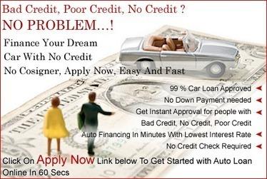 Bad Credit Auto Refinance >> Bad Credit Auto Refinance Loan Online Auto Fi