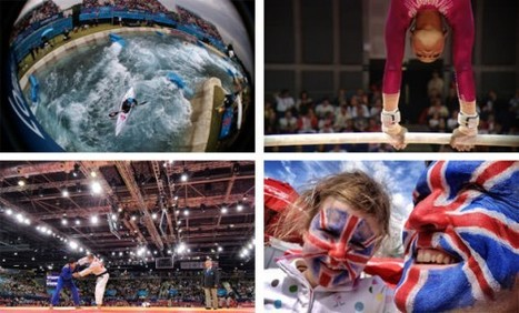 Photojournalist Uses iPhone to Cover Olympics | Mobile Art: uso criativo dos telefones celulares | Scoop.it
