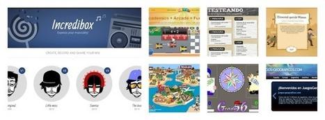 AYUDA PARA MAESTROS: 7 juegos educativos para divertirse y aprender en vacaciones   EDUCATIC   Scoop.it