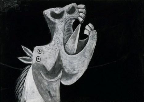 PICASSO BLACK AND WHITE / GUGGENHEIM NEWYORK | INFERNO la revue : A LA UNE | Scoop.it
