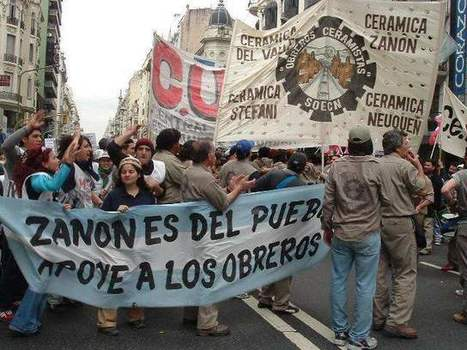 A Decade after the Take: Inside Argentina's Worker Owned Factories | Peer2Politics | Scoop.it