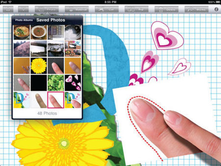 Make your Photos Awesome Through New iPad Apps | iEnticement | Life Matters - Beyond Scrapbooking techniques | Scoop.it