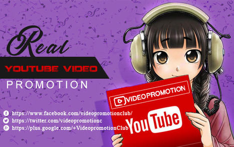 YouTube music video promotion' in Video Promotion Companies