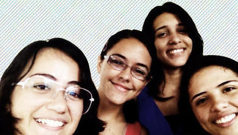 A Hackathon Designed By Women, For Women, To Solve The Gender Gap | Tech-Girls | Scoop.it