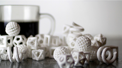 A Guide to All the Food That's Fit to 3D Print (So Far) | nature and life lessons | Scoop.it