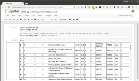 Get Started with PySpark and Jupyter Notebook i