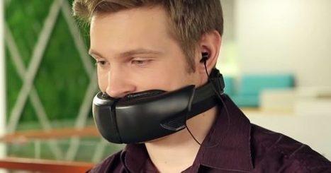 Hushme : le premier masque vocal qui garde vos conversations téléphoniques privées | Geeks | Scoop.it