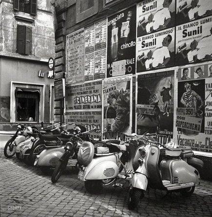 La Dolce Vespa: 1955   Vespa Stories   Scoop.it