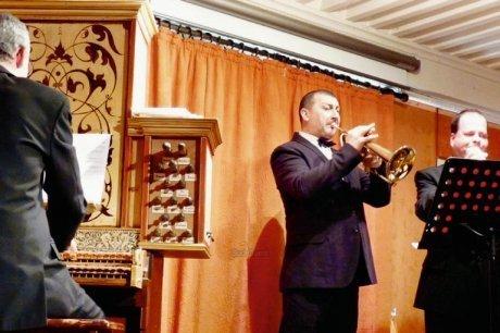 Orgue et trompettes pour clôturer les Lantonnales - SudOuest.fr   Bassin d'Arcachon   Scoop.it