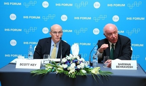 IHS Forum Identifies Key Points for Middle East Economic Growth - www.arabiangazette.com | Media Intelligence - Middle East and North Africa (MENA) | Scoop.it