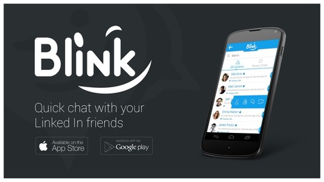 How to chat with LinkedIn connection | Blink Chat for LinkedIn™ | Scoop.it