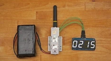 Flutter: A $20 wireless Arduino with a long reach - Engadget | Raspberry Pi | Scoop.it