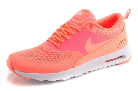 check out 9e79c 844a0 Buy Nike Air Max Thea Womens Coral White Shoes -  55.93   nike and adidas  sports