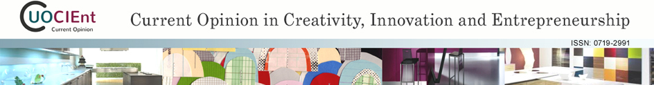 Current Opinion in Creativity, Innovation and Entrepreneurship