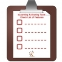 eLearning Authoring Tools Checklist of Features | Training and Assessment | Scoop.it