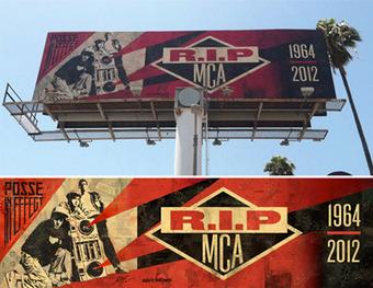 Dude Craft: MCA Billboard in Los Angeles   Winning The Internet   Scoop.it