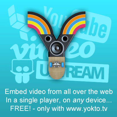 Yokto - Video From Anywhere, To EveryWhere   DIGITAL WEB TOOLS FOR ESL   Scoop.it