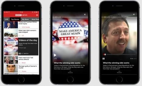 La BBC sucumbe ante el siempre polémico formato vertical en vídeo | Panorama Audiovisual | Big Media (Esp) | Scoop.it