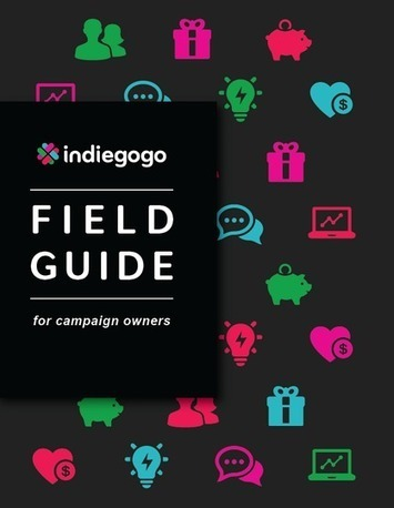 Download Indiegogo's Crowdfunding Field Guid | Crowdfunding World | Scoop.it