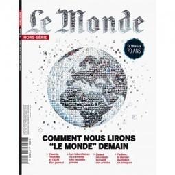 Comment nous lirons Le Monde demain | La petite revue du journaliste web | Scoop.it