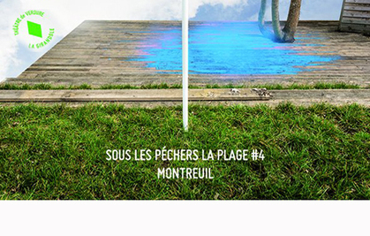 Ville de Montreuil : « Sous les pêchers la Plage #4 » | Parisian'East, la communauté urbaine des amoureux de l'Est Parisien. | Scoop.it