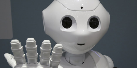 Introduction de l'intelligence émotionnelle chez les robots | À l'agenda | Scoop.it