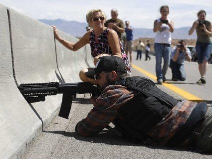 FBI FINALLY Opens Investigation Into Bundy's Terrorist Militia   Daily Crew   Scoop.it
