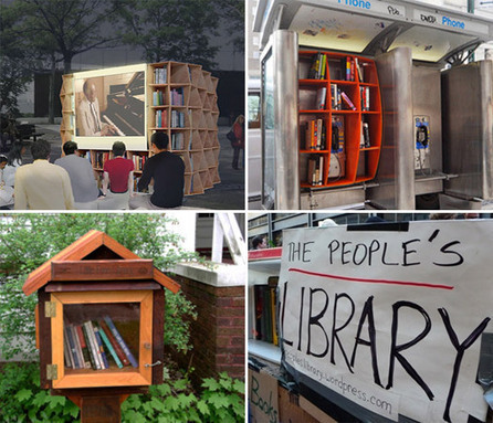 Little Libraries and Tactical Urbanism | Civic design | Scoop.it