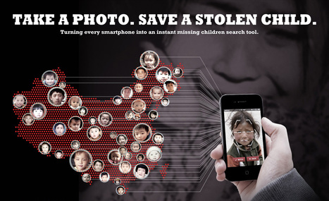 take a photo save a stolen child | SoLoMo - beyond the buzzword | Scoop.it