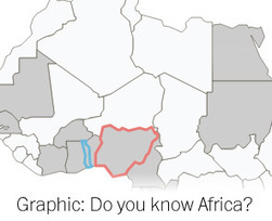 Do you know Africa? | Geography Education | Scoop.it