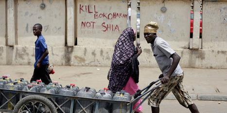 Geography teachers top of Boko Haram's hit list | Regional Geography | Scoop.it