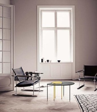Table Gigogne Kangourou par Mathieu Matégot decodesign ... | Canapé design | Scoop.it