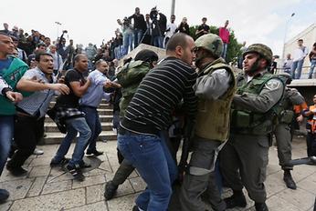 Palestine : Affrontements pour le Jour de la Nakba | Occupy Belgium | Scoop.it