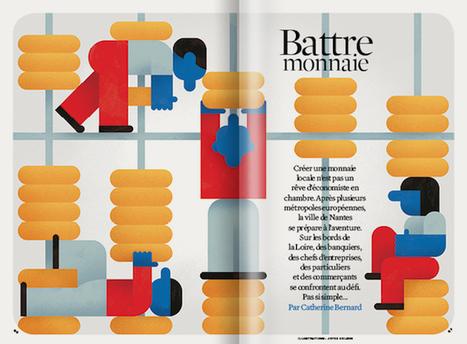 Battre monnaies : la SoNantes dans la Revue XXI   Monnaies En Débat   Scoop.it