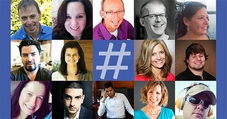 Tips from 13 Experts on How to Use Hashtags on Facebook | Social Media For U | Scoop.it