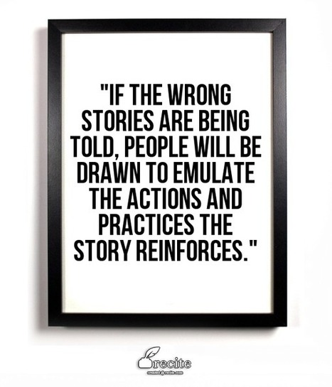 How To Create The Culture You Want With Stories | All About Coaching | Scoop.it