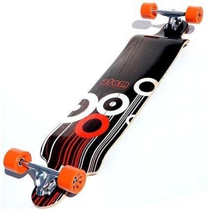 Atom Drop Deck Longboard (41-Inch)  f4a1e4b5373