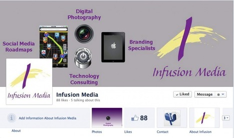 """Infusion Media Up to 88 """"Likes"""" On Facebook 