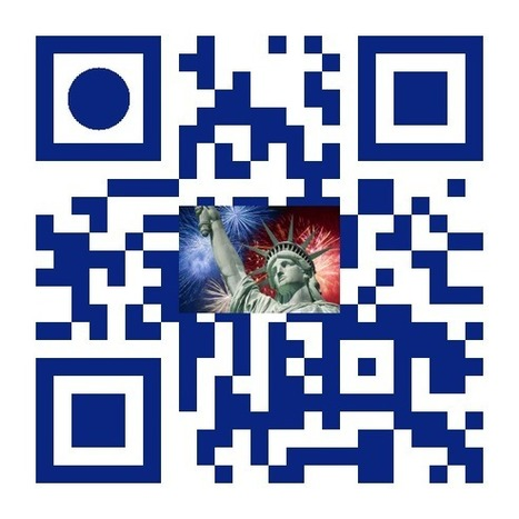 Happy 4th of July to all our American friends! | Using QR Codes | Scoop.it